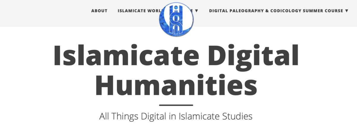 Cours et tutoriels sur l'analyse computationnelle des textes –  Islamicate-DH